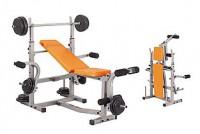 Силовые тренажеры многофункциональные для дома в спорт доставке